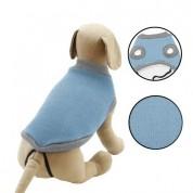 Haina MI&DOG Jersey Liso - Albastru