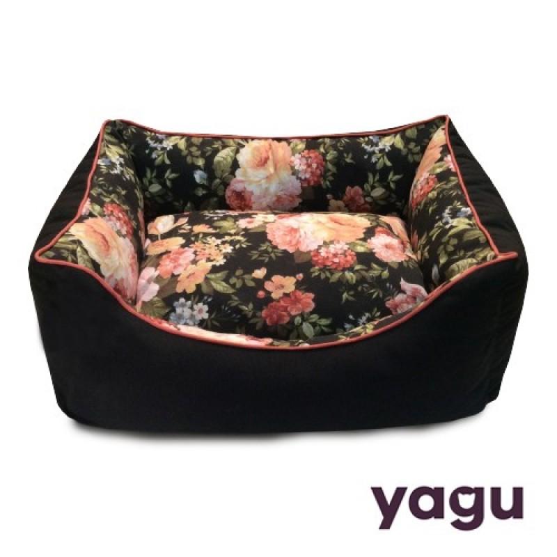 Pat YAGU Gulliver Floral cu perna