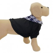 Camasa MI&DOG Panuelo - neagra
