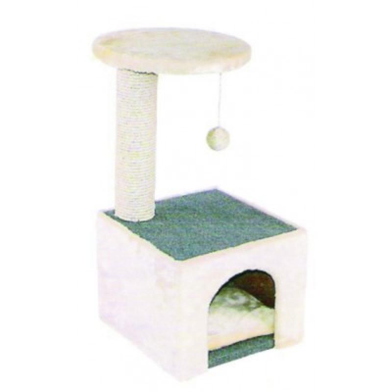 Ansamblu de joaca si odihna pentru pisici 31x31x60 cm