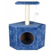 Ansamblu de joaca si odihna pentru pisici 38x38x67 cm