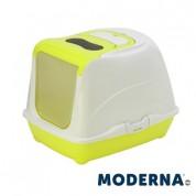 Litiera MODERNA Flip cu lopatica si filtru - diverse culori