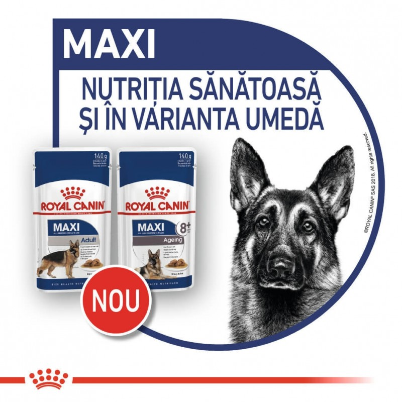 Royal Canin Maxi Ageing Umeda-10x140 g
