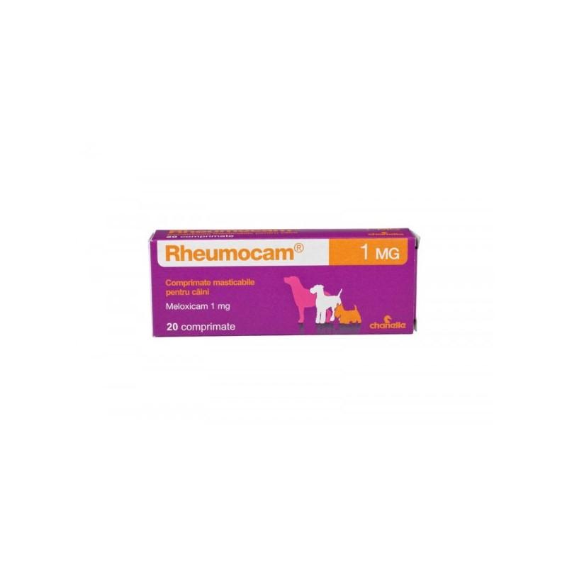 Rheumocam 1mg, 20 tablete