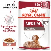 Royal Canin Medium Ageing Umeda- 10x 140 g