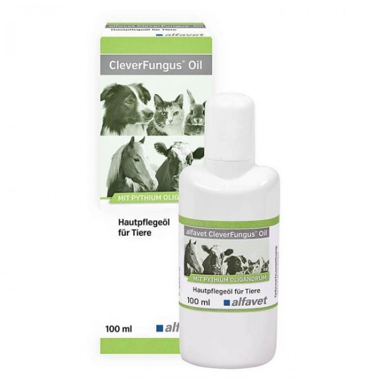 Clever Fungus Oil, 100 ml