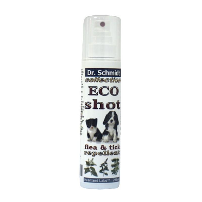 Dr. Schimdt ECO SHOT - Spray repelent pureci, capuse 200 ml
