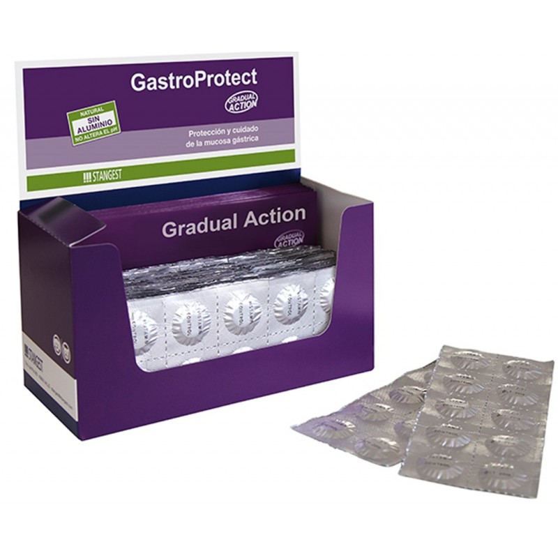 Gastroprotect, blister 8 tablete