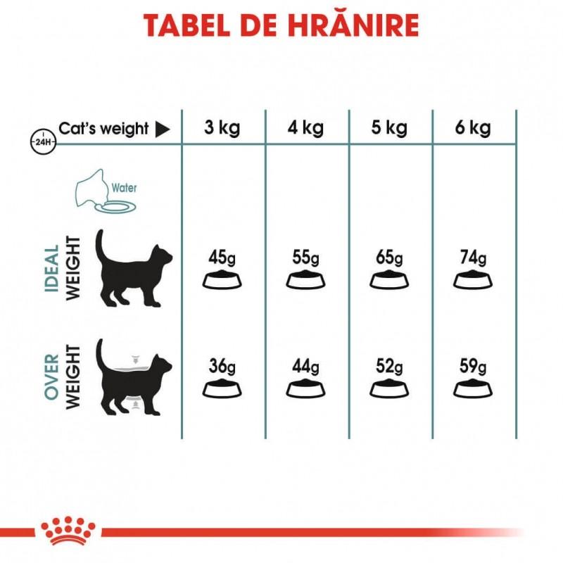 Hrana uscata Royal Canin Hairball Care