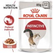 Hrana umeda Royal Canin Instinctive pachet 12x85 g