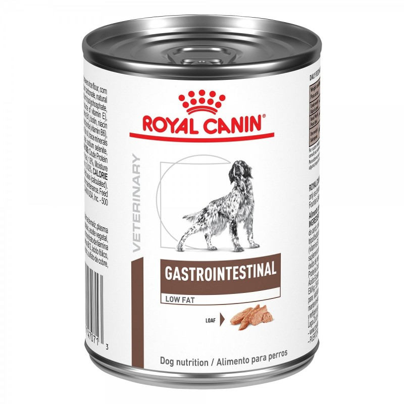 Royal Canin Gastro Intestinal Low Fat Dog Can 410g