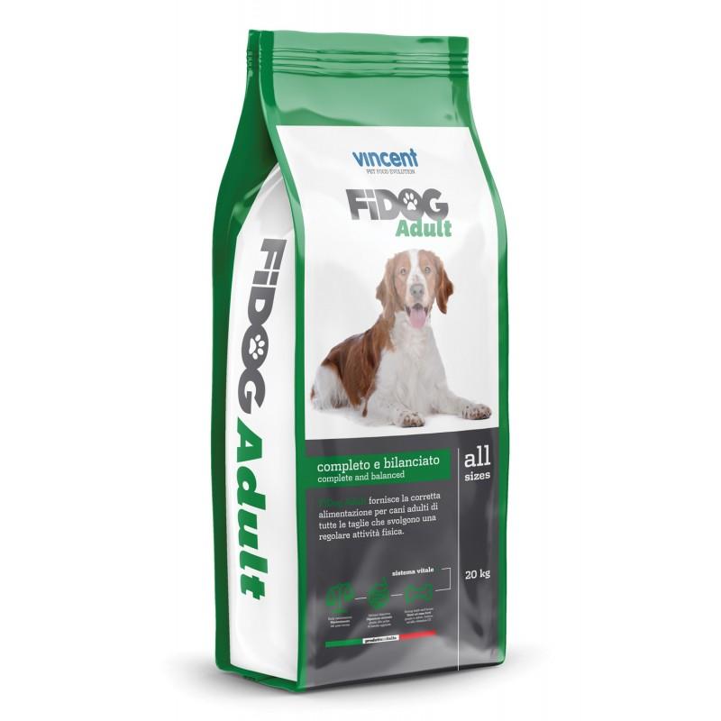 Fidog Adult - Hrana completa pentru caini 20 kg