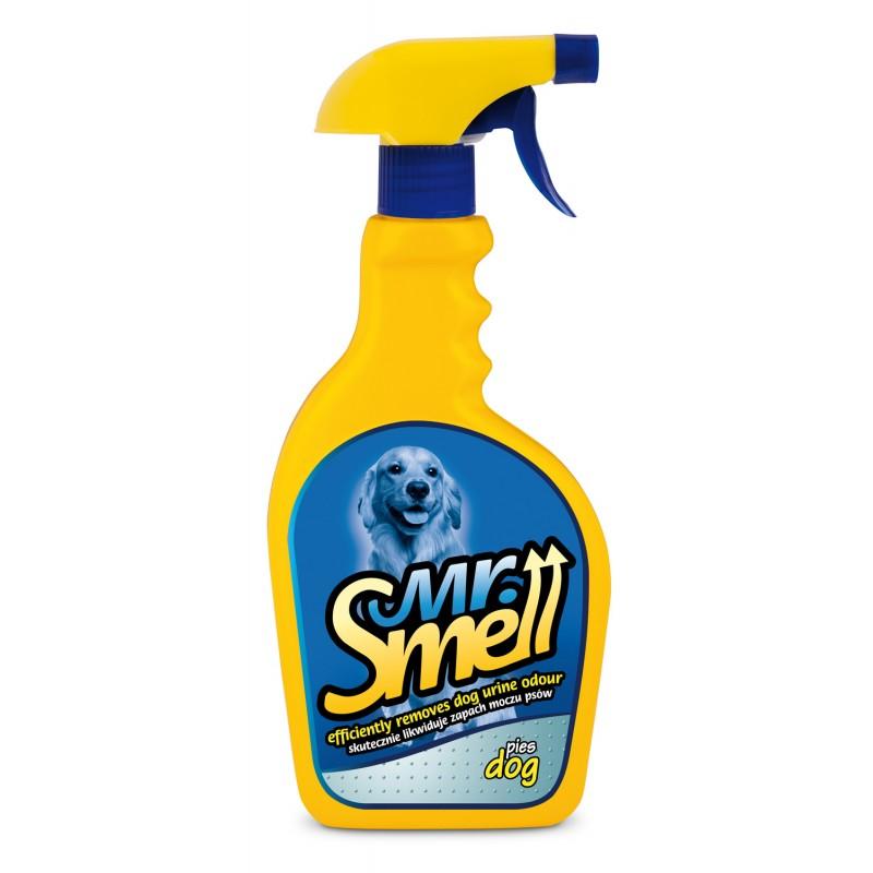 Mr. Smell - Solutie curatare si indepartare miros urina CAINE
