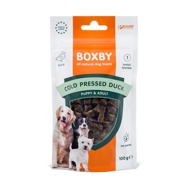 Recompense Proline Boxby cold pressed cu rata, 100 grame