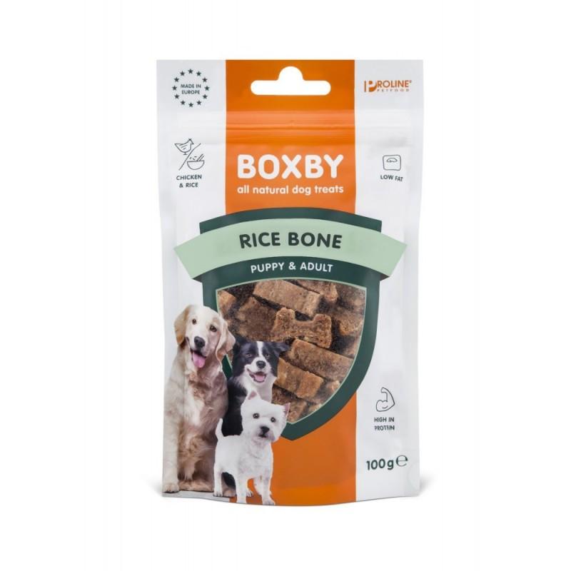Proline Boxby Rice Bone 100 g