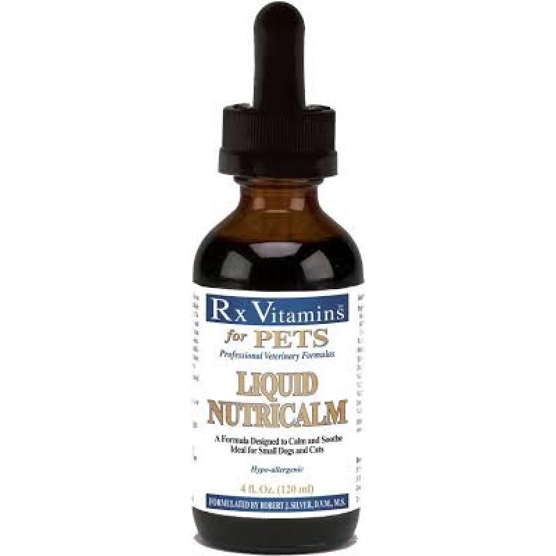 Rx Vitamins Nutricalm Liquid  120 ml