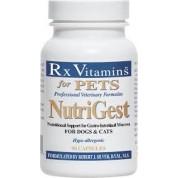 RX Vitamins NutriGest caini si pisici- Probiotic  90 capsule