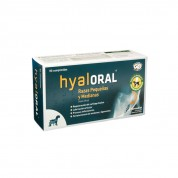 HYALORAL small & medium breeds 90 tablete