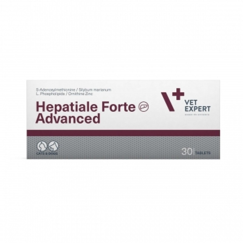 Hepatiale Forte Advanced 30 tablete