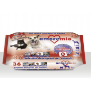 Servetele umede Clorhexidina - pentru animale de companie 36 bucati